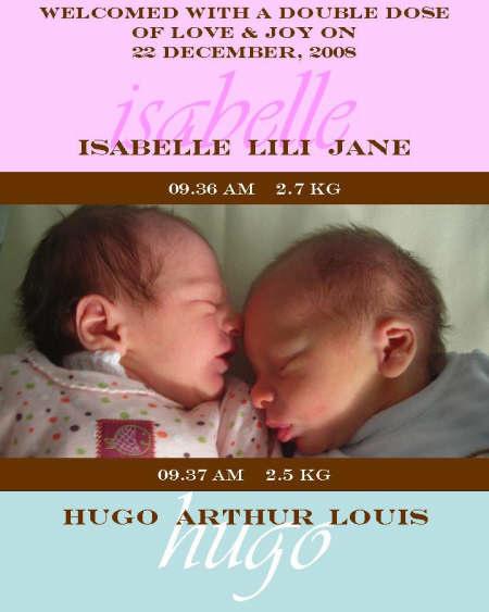 09 Isabelle & Hugo