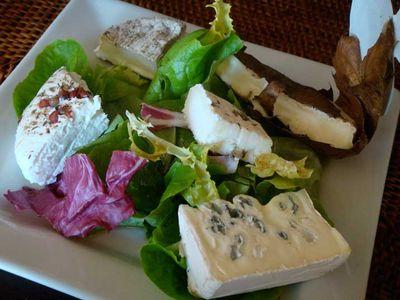 Lourmarin-cheese