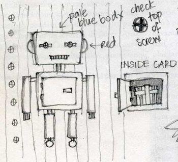 11Robot-sketch