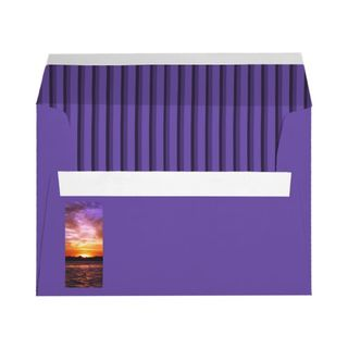 10 violet_sunset_card_envelope