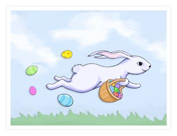 43 Easter Rabbit Run