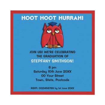 19 red_owl_grad_aqua_red_graduation_party_invitation-p161952529972613161bhyc1_500