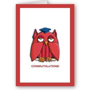 19 red_owl_grad_congratulations_graduation_card-p137961399656994642en8cy_500