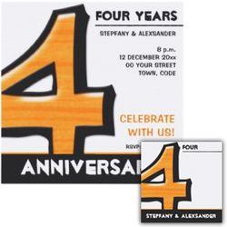 Orange-anniversary