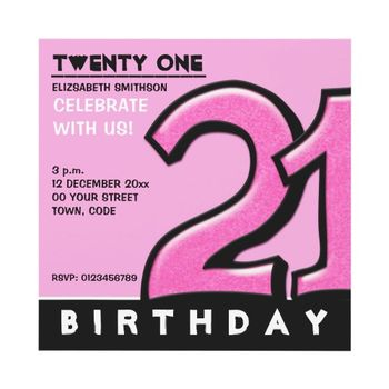 26 silly_number_21_pink_birthday_party_invitation-p161933379839654433envig_500