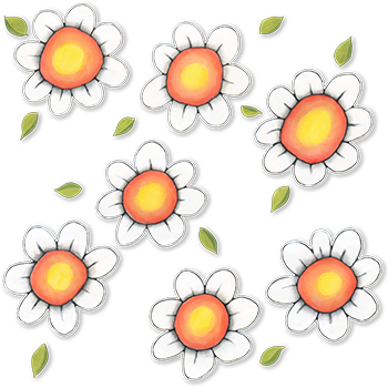 46 Daisy Joy pattern