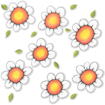 46 Daisy Joy pattern