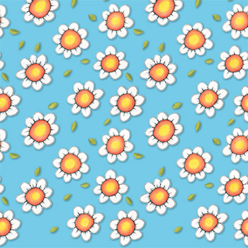 46 Daisy Joy pattern 2