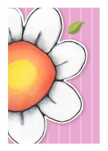 46 Daisy Joy pink
