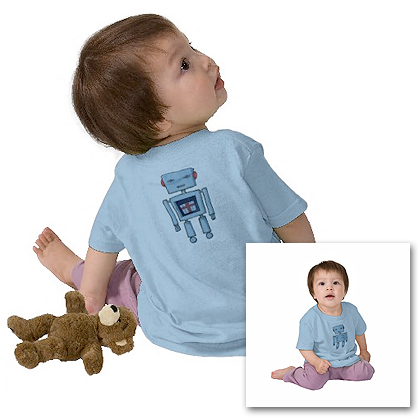 81-Toy-Robot-blue-Infant-Tshirt
