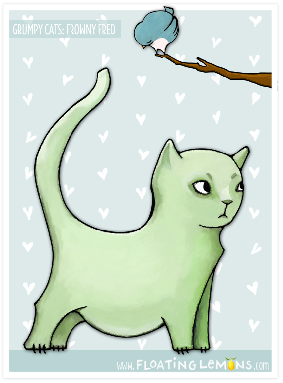 116-Frowny-Fred