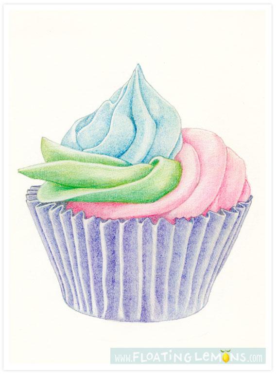 21-Tricolored-Cupcake