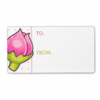 67 rosebud_joy_dots_gift_tag_sticker_shipping_label-p106707778972639376bh3jf_325