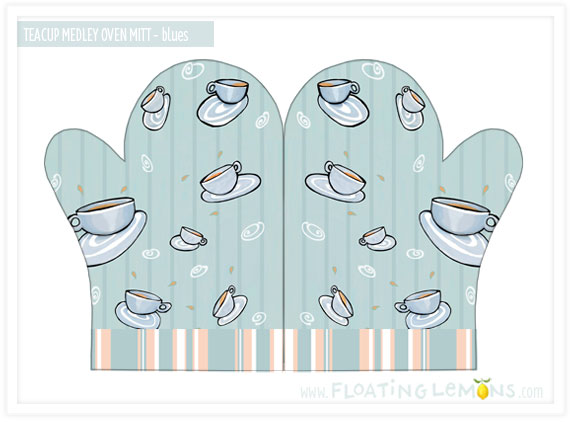 102-Teacup-blue-Oven-Mitt