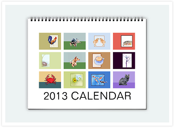 109-Calendar-2013-Animals