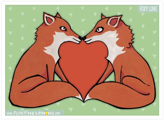 Foxy Love naked 445