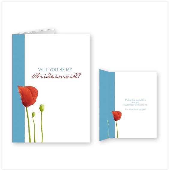 125-Red-Poppy-aqua-Be-My-Bridesmaid-Card