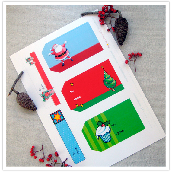 135-Christmas-Tag-Printables-1