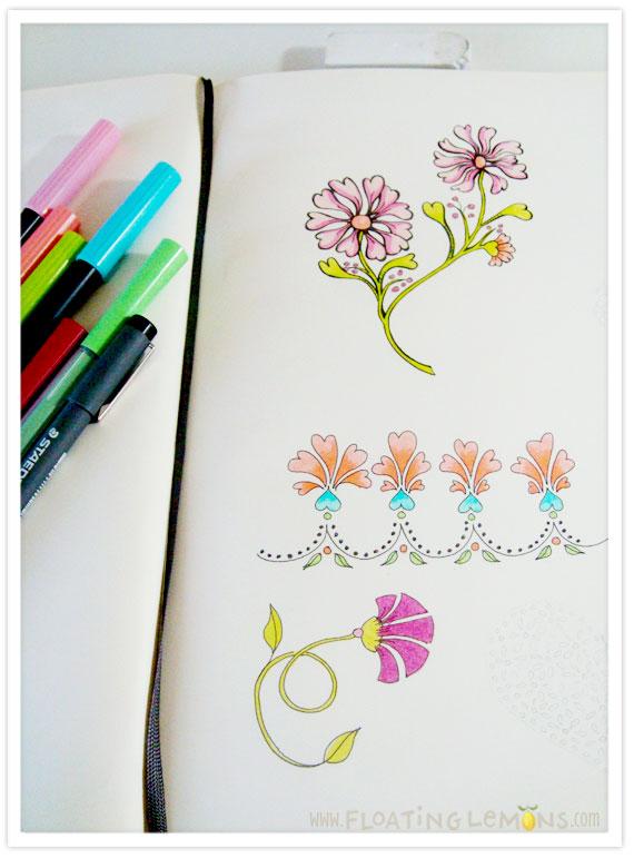 Doodle-heart-flowers-1