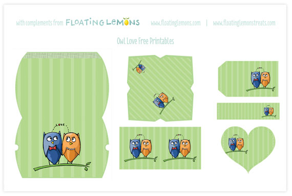 Free-Printables-Download-Owl-Love