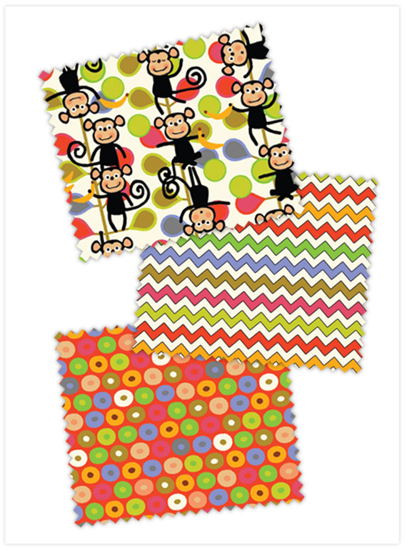 Fabric-Baby-Felt-Monkeys