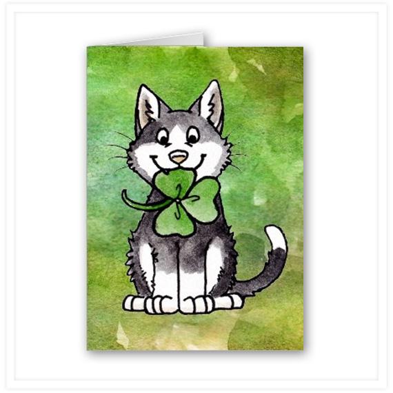 St-Patricks-Day-Shamrock-Kitty