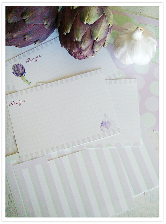 Free-Printables-Recipe-Cards-Artichokes