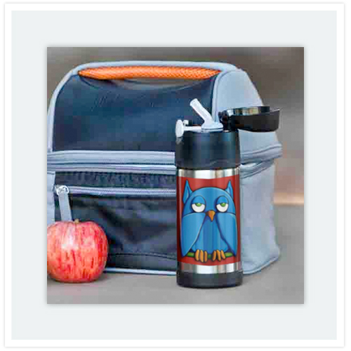 94-aqua-owl-red-thermos-bottle