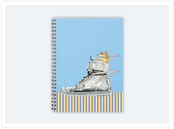 118-dog-driving-shoe-notebook