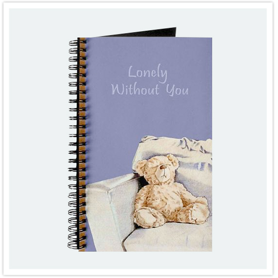 118-lonely-teddy-journal