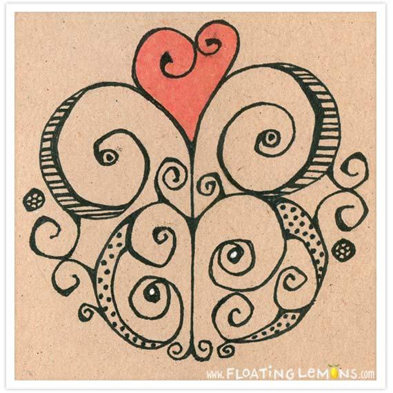 Heart-motif-original