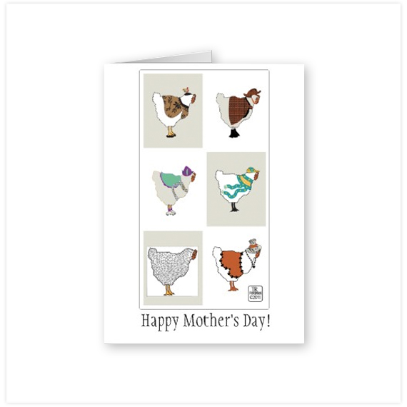 Mothers-Day-Dressed-up-Hens