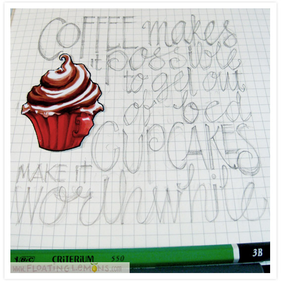 Text-design-coffee-cupcakes-1