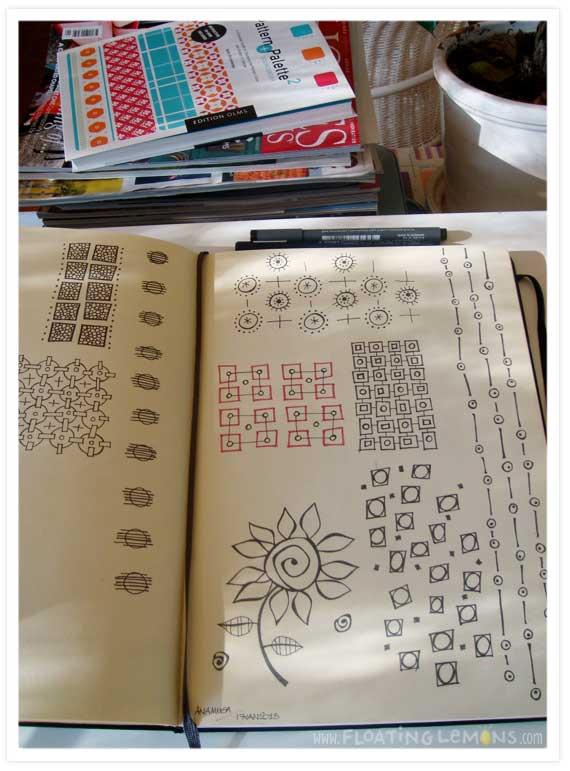 Playful-geometrics-sketch-floating-lemons