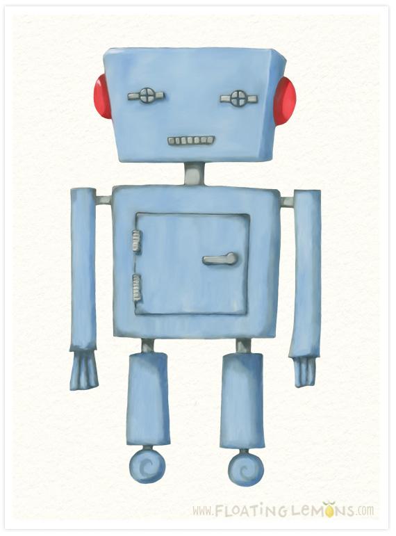 Toy-robot-1
