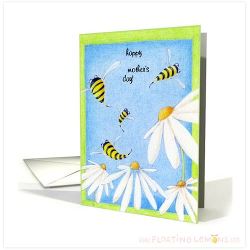 Bee-happy-mothers-day-card