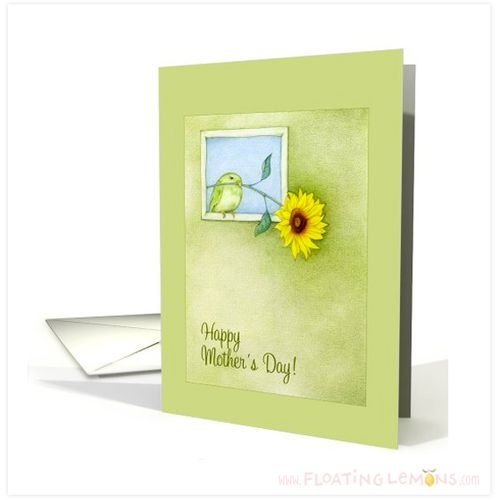 Sunflower-mothers-day-card