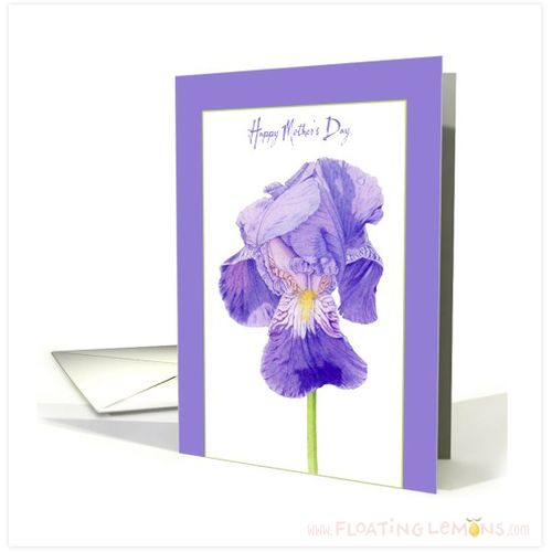 Purple-iris-mothers-day-card