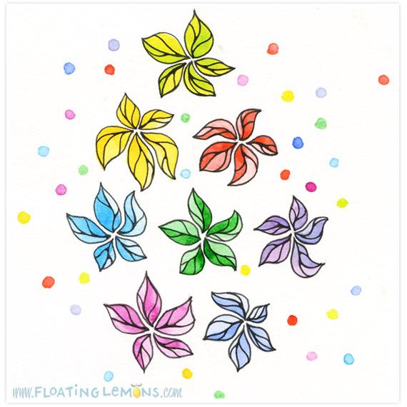 Floral-leaves-1