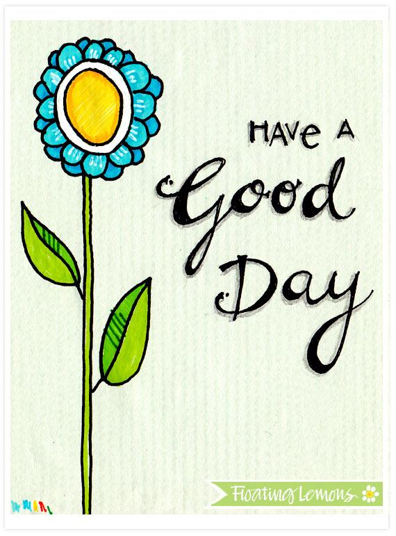 Good-day-flower