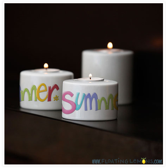 Summer-fun-5-tealights