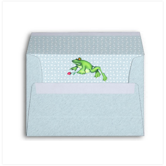Froggy-love-envelope