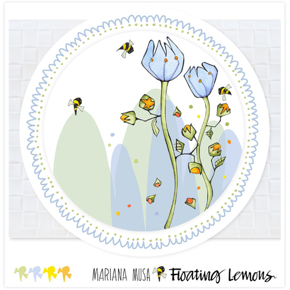 Quirky-botanicals-plate