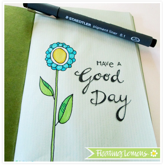Good-day-flower-sketch
