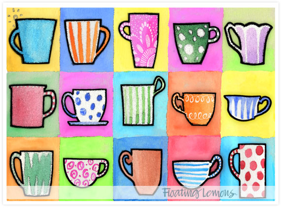 Cups Collection 4