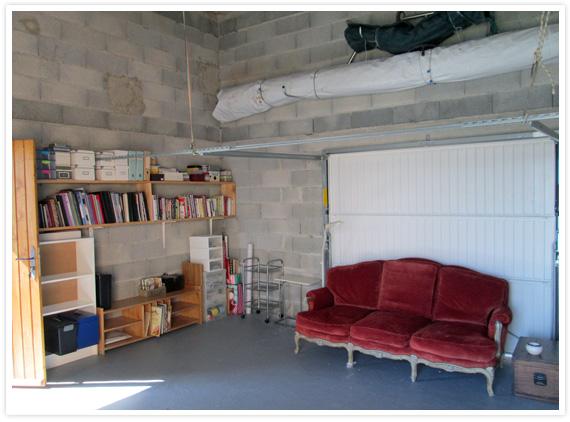 Garage makeover 4