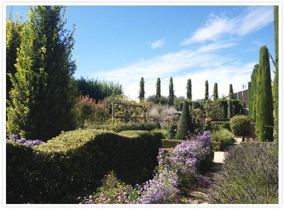 Val Joannis gardens 2
