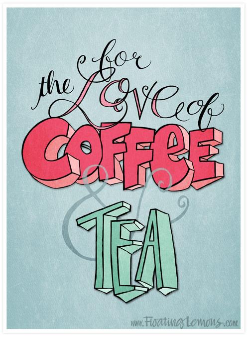 Mint-coffee-tea