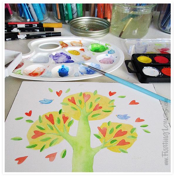 Hearts-Tree-sketch-Floating-Lemons