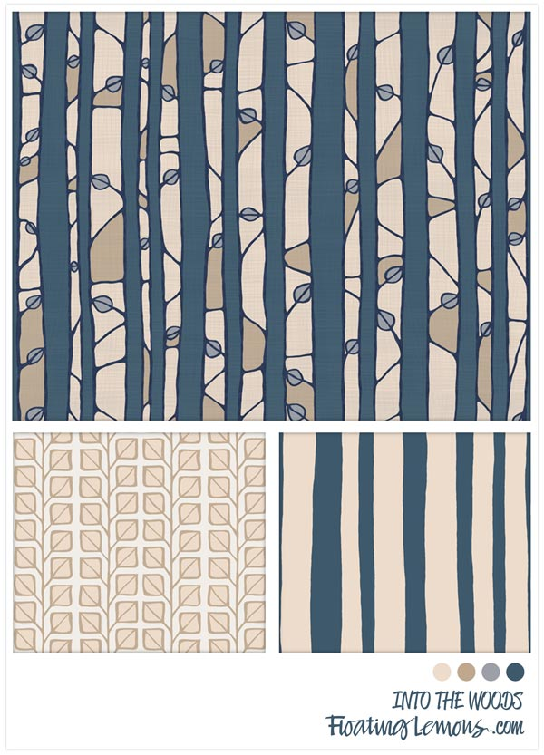 Into-the-Woods-pattern